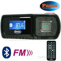 Pama Stecker N GO 112 Bluetooth Freisprechanlage HGV LKW Auto Set mit MP3