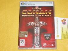 AGE of CONAN Hyborian Adventures  PC NUOVO ver.ITALIANA