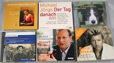 18 CDs - 7 x Hörbücher Paket - Hörbuch Biografie Wissen Erfahrungen Grönemeyer