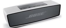 Bose SoundLink Mini Portable Bluetooth Speaker - Silver