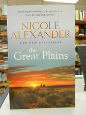 The Great Plains by Nicole Alexander (Paperback, 2014)