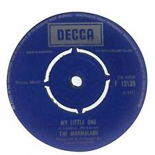 """The Marmalade - My Little One  - 7"""" Vinyl Record Single"""