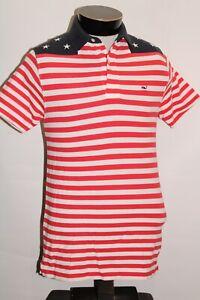VINEYARD VINES Mens XS X-Small Polo shirt Combine ship Discount