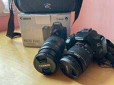 Canon EOS 250D Kit Spiegelreflexkamera