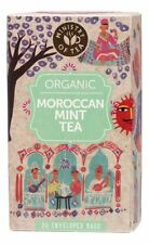 Organique marocaine Menthe Infusion Thé 20 sachets
