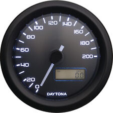 Daytona 'Velona' Mini Digital Tacho, Ø 48mm Hintergrundbeleuchtung wählbar