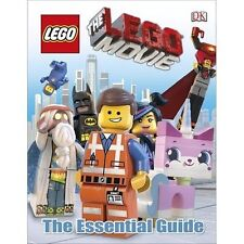The LEGO® Movie The Essential Guide (Lego Film Tie in), Dk, New Book