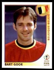 Panini World Cup Korea/Japan 2002 - Bart Goor Belgique - Belgi No. 561