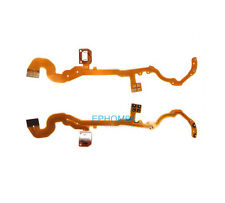 2 pcs Lens Shutter Flex Cable Ribbon For Canon Powershot S2 S3 S5 S2IS S3IS S5IS