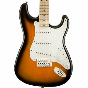 Squier Affinity Series Stratocaster 2-Color Sunburst Used