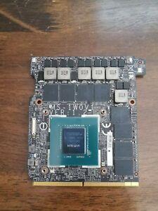 GPU GTX 1070 TI 8GB MXM 3.1 MS-1W0V1 Ver1.2 - LAPTOP