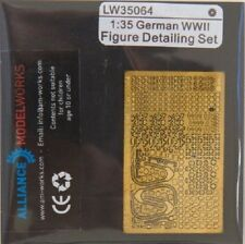Alliance LW 35064 x 1/35 WW2 German Figure Detailing Set