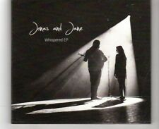 (HT800) Jonas & Jane, Whispered EP - 2015 CD