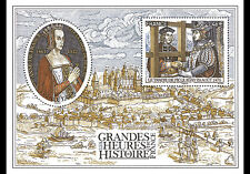 Frankrijk / France - Postfris / MNH - Sheet Great Moments in French History 2017