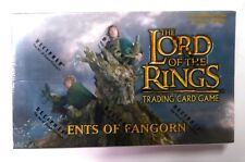 LOTR Ents of Fangorn CCG Decipher Booster Box New 2003 The Lord of the Rings