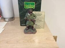 Robert Harrop DP183C CHOCOLATE LABRADOR WORLD WAR 1 OFFICER LTD ED 50