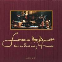 Loreena Mckennitt - Live In Paris & And Toronto (NEW 2CD)