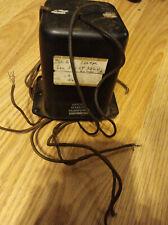 Vintage chicago standard transformer corp pcc60 plate power tube amp transformer