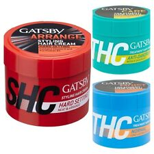 Gatsby Hair Treatment Cream Anti Dandruff, Normal, Neat & Arrange 250 gm. size