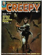 CREEPY #38 MAR 1971 SECRET OF THE HAUNTED ROOM 1ST KEN KELLY COVER 10.0 GEM MINT