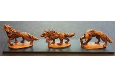 15mm Fantasy Orcian War Wolves (18 figures)
