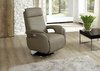 Echtleder Relaxsessel TV-Sessel Funktionssessel FREESTYLE POLINOVA NEU