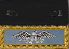 Civil War Infantry Colonel Shoulder Boards Sky Blue Straps w/Free $20 Coin