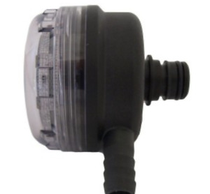 Barbed Water Pump Filter Strainer 12v 24v 240v FL30 FL35 FL40 FL60 12mm inlet