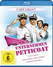 Unternehmen Petticoat - mit Cary Grant & Tony Curtis - Filmjuwelen BLU-RAY