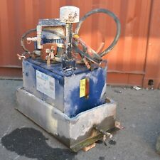 Hydraulic power pack 3 phase 1HP 0.75kW