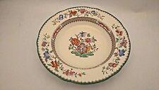 "Copeland Spode Chinese Rose 9253 9 1/8"" Large Rim Soup Bowl"