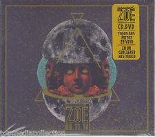 2CD / DVD Zoe 08 11 14 Todos Sus Exitos En Vivo Un Concierto Historico BRAND NEW
