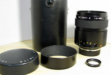 Leica Telyt MR 8/500 mm spiegeltele ACCESSORI Pacchetto 1 anno GARANZIA!!!