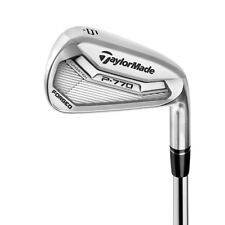 New TaylorMade P770 Forged Iron set 4-PW KBS Tour FLT Stiff Irons P-770