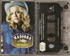 Madonna Pop Music Cassettes