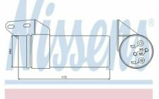 NISSENS Air Con Receiver Drier 95476 - Discount Car Parts