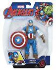 Marvel Avengers Captain America 15.2cm Basique Figurine D'Action TOUT NEUF