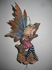 Outdoor Garden Decor Fairy Wind Chime Hanging Porch Decoration