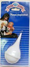 Clean BABY BABIES Nose Suction NASAL ASPIRATOR Toddlers Vacuum Newborn Kids