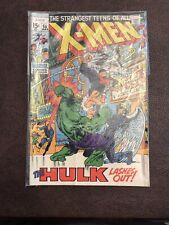 Marvel Comics Group X-MEN #66 VF