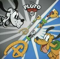 Disney Store Key Pluto 90th Anniversary & Key Pin Limited Edition Pre Order