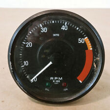 Triumph TR6 1969-72 Original Tachometer RPM Gauge Smiths RN2413/00A WORKS OEM