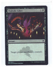 Magic Diabolic Edict - Editto Diabolico 085/249 A25 C FOIL