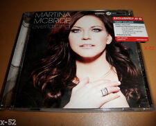MARTINA McBRIDE cd EVERLASTING target EXCLUSIVE kelly clarkson Gavin DeGraw