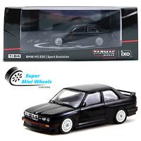 Tarmac Works 1/64 BMW M3 (E30) Sport Evolution Black - ROAD64