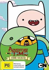 Adventure Time (Collection 8): Finn the Human NEW R4 DVD