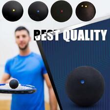 Single Blue Dot Squash Ball High Bounce Fast Speed Training Rubber Ball Beginner
