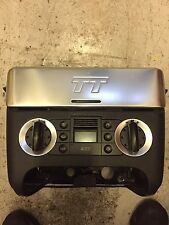 Audi TT 8n Heater Control And Surround Panel
