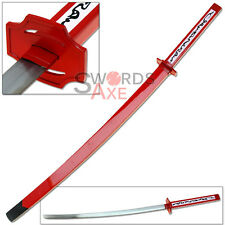 Akame Ga Kill Anime Sword Murasame Teigu (Poison Strike) Steel Katana