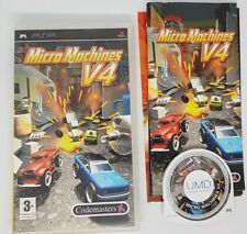 Micro Machines - Micro Machines v4 (PSP) - Game  Fast Free Post